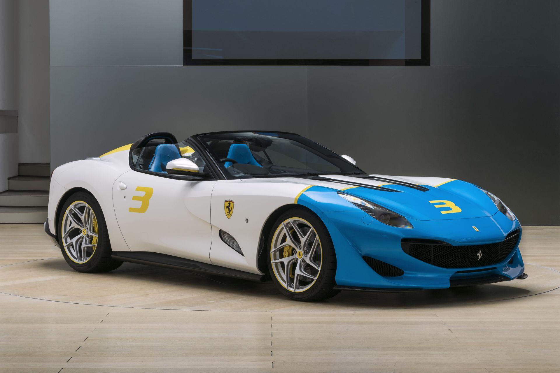 Ferrari SP3JC 2018