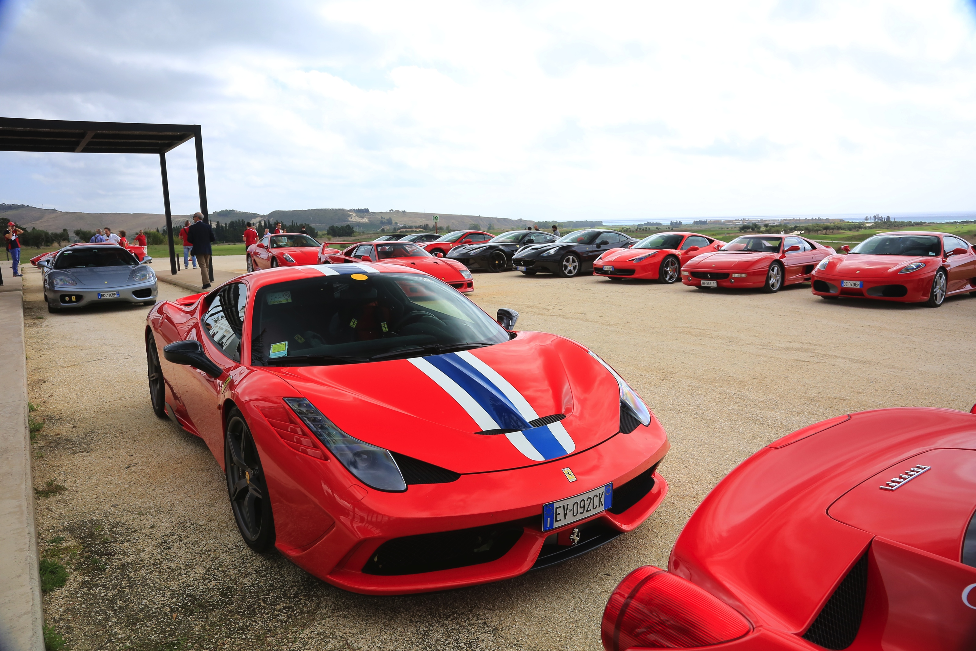 Ferrari Tribute