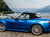 Fiat 124 Spider - Holiday Test - Lago di Como