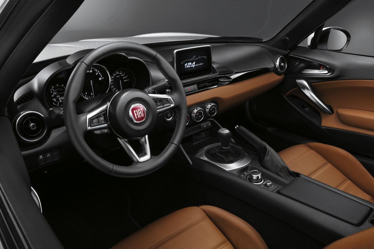 Fiat 124 Spider - nuova galleria