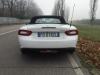 Fiat 124 Spider: prova su strada