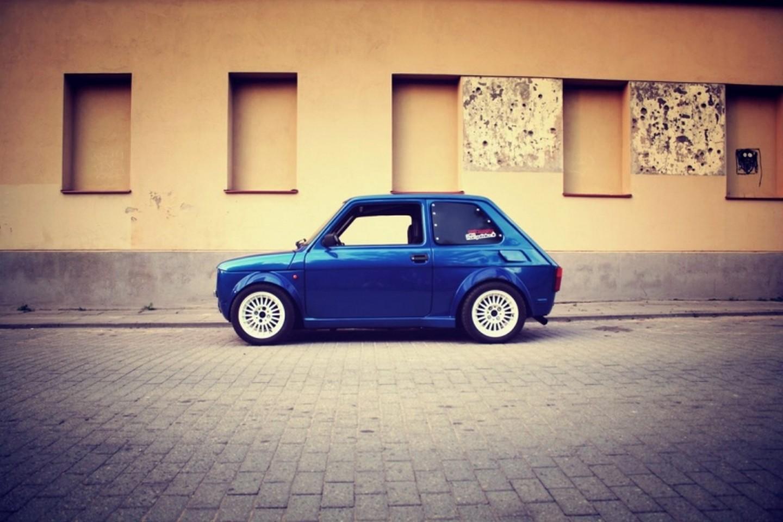 Fiat 126 Tuning 3 6