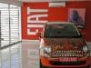 Fiat 500 alla concessionaria di Maputo, Mozambico