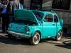Fiat 500 Classica Elettrica by Officine Ruggenti - Fuorisalone 2017