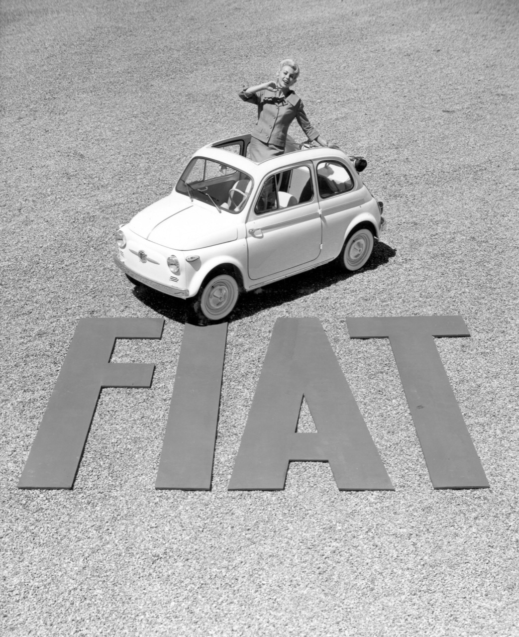 Fiat 500 - Festival Automobile International 2019