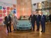 Fiat 500 francobollo celebrativo 60 anni