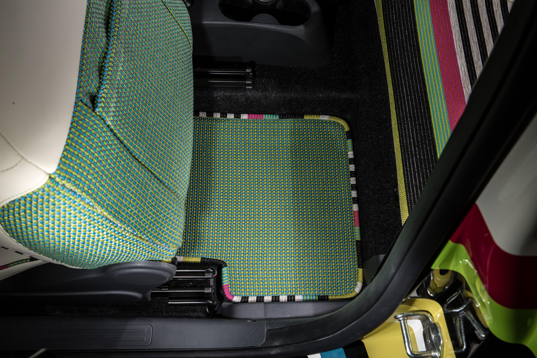 Fiat 500C Missoni