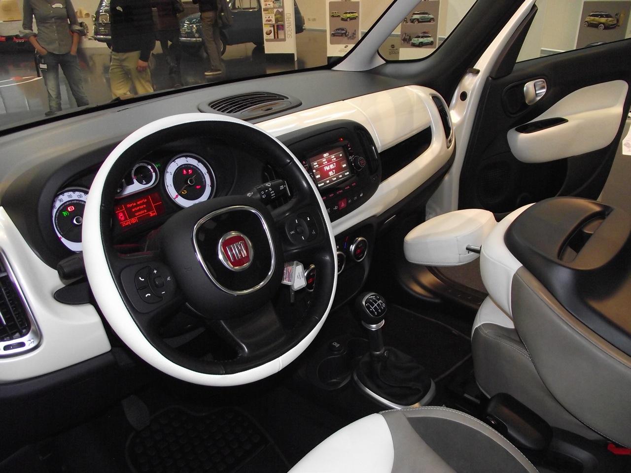 Fiat 500l Interni Manggo