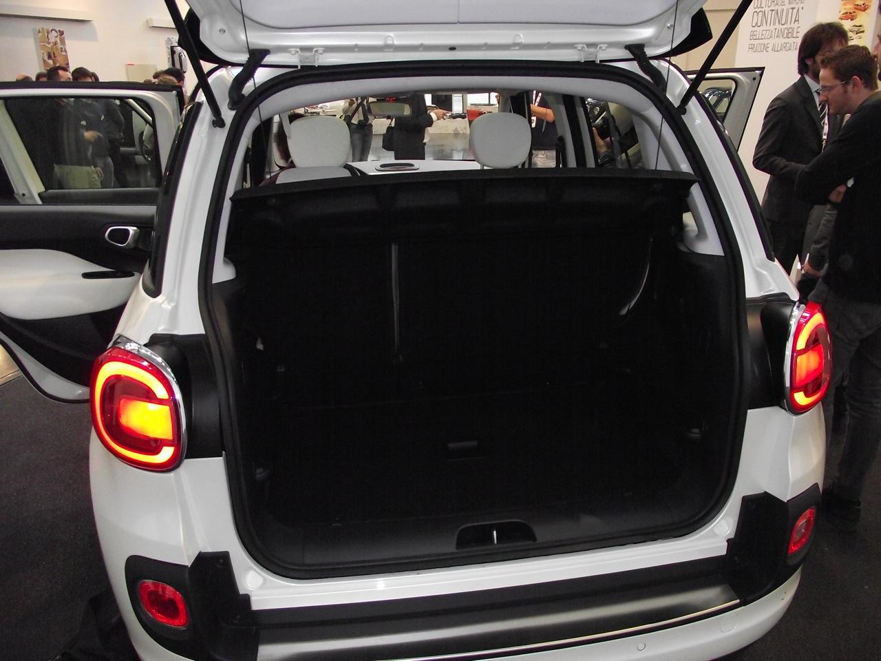 Fiat 500l Foto Esclusive Interni 14 25