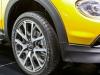 Fiat 500X Cross Plus - Salone di Francoforte 2015
