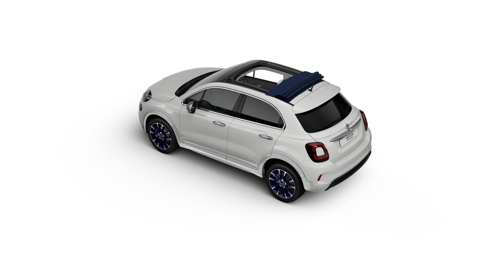 Fiat 500X Dolce Vita Launch Edition