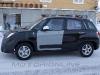 Fiat 500X - Foto spia 17-01-2014