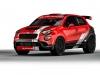 Fiat 500X rally