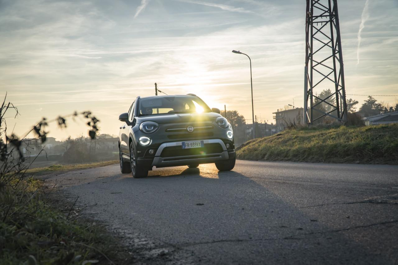 FIAT 500X_ FACE LIFT 2018