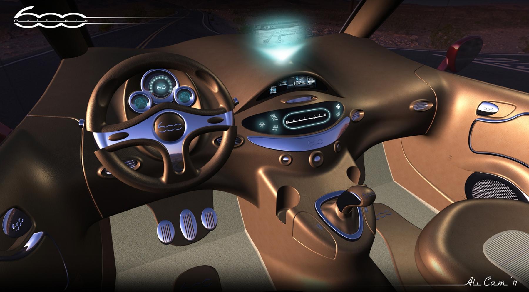 Fiat 600 Vorto Multipla