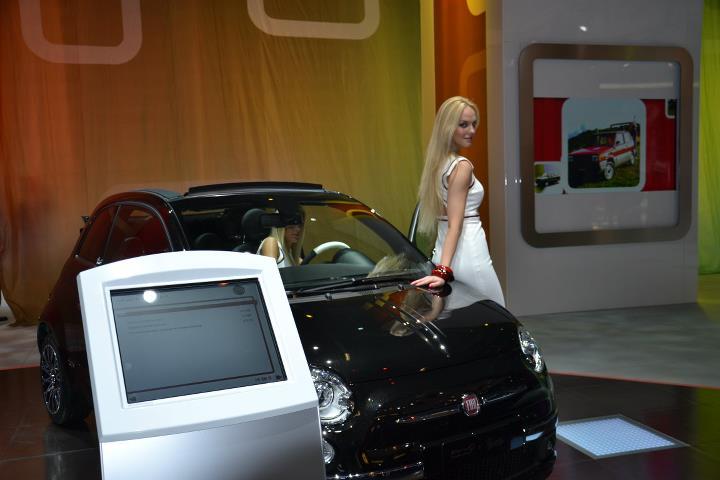 FIAT al Salone di Francoforte 2011