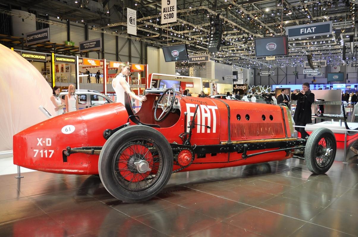 Fiat al Salone di Ginevra 2011 - Nuove foto
