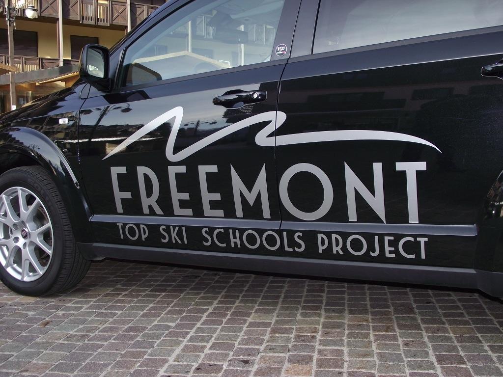Fiat Freemont Top Ski Schools Project