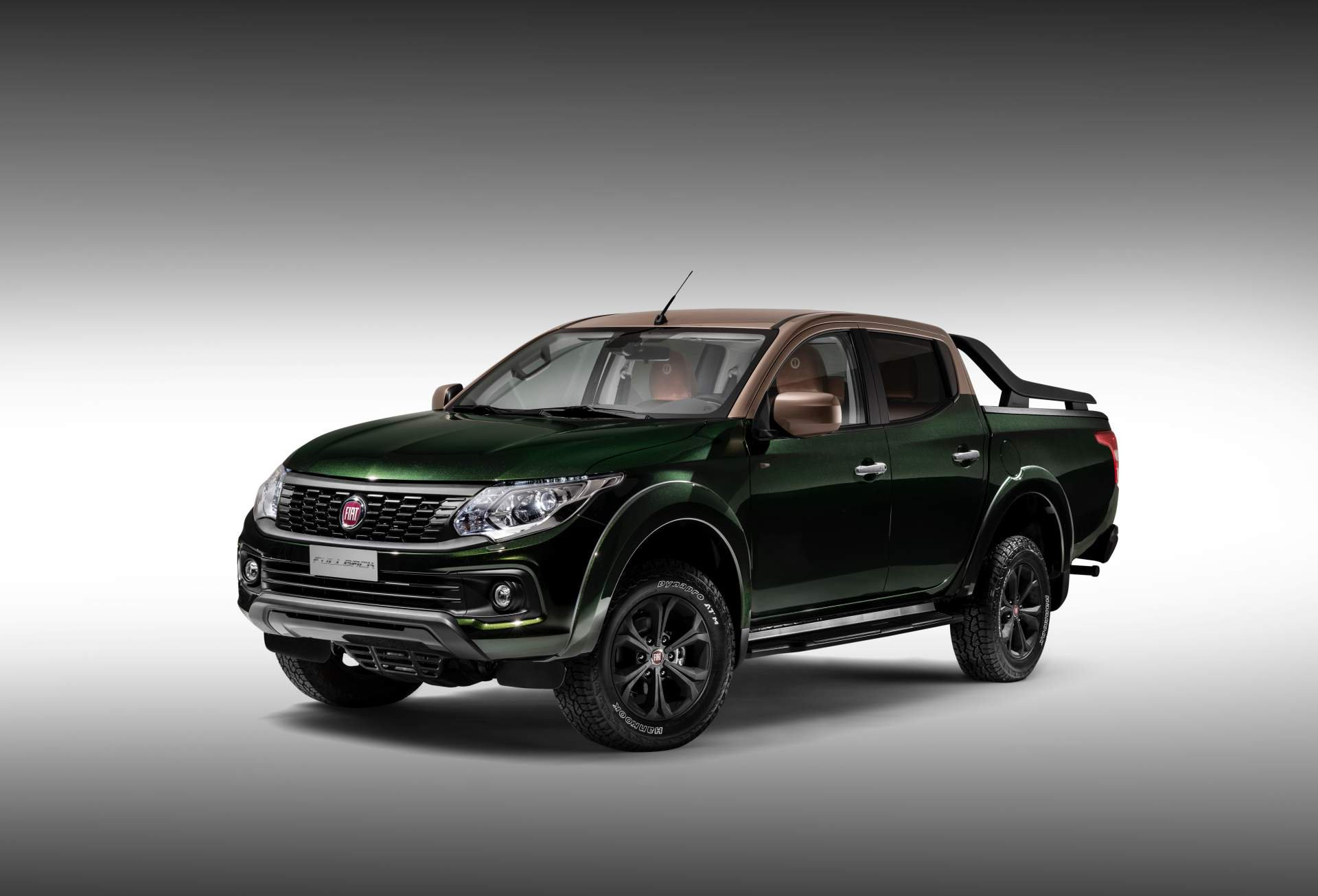 Fiat Fullback Cross by Garage Italia Customs