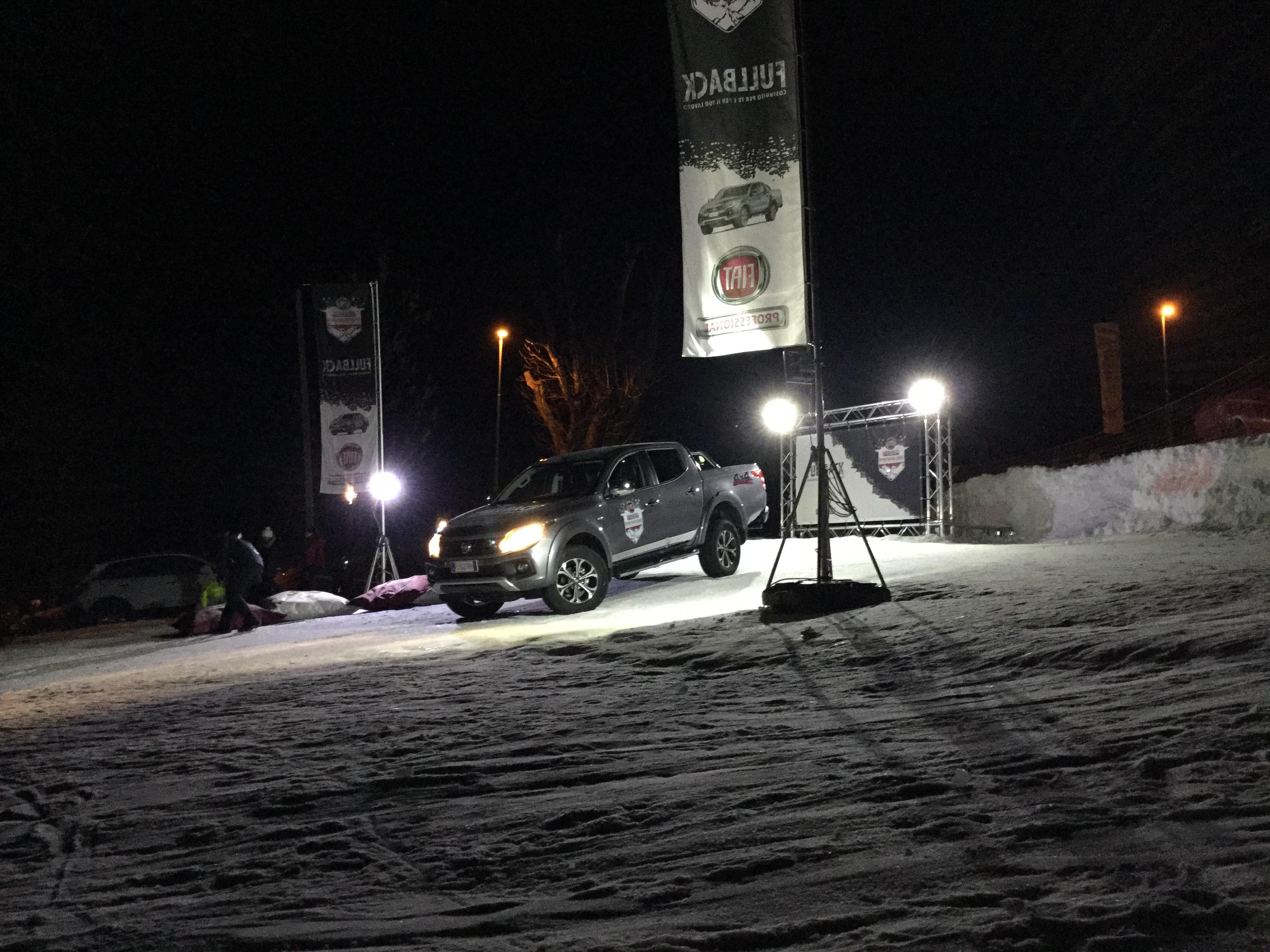 Fiat Fullback Open for Holidays