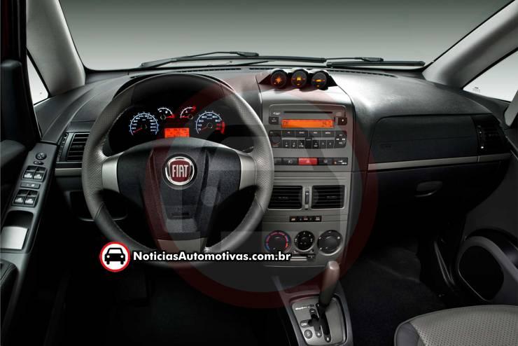 Fiat Idea 2011 Brasile 34