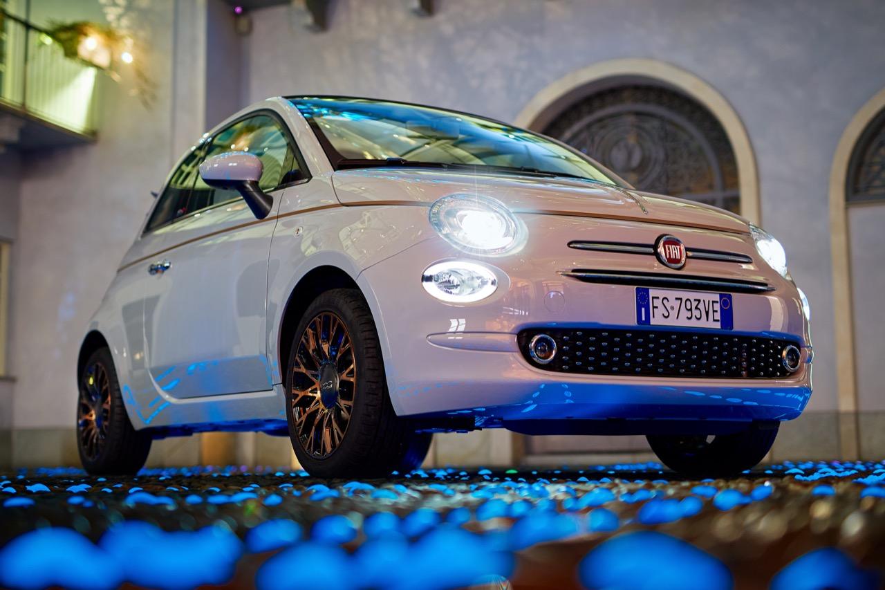 Fiat - Luci di Artista 2018-2019