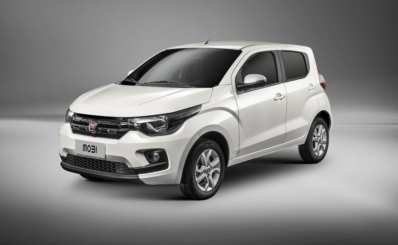 Fiat Mobi Drive - 1/4