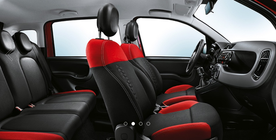fiat panda 2016 2 3. Black Bedroom Furniture Sets. Home Design Ideas