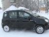 Fiat Panda 4x4 2013 foto spia gennaio 2012