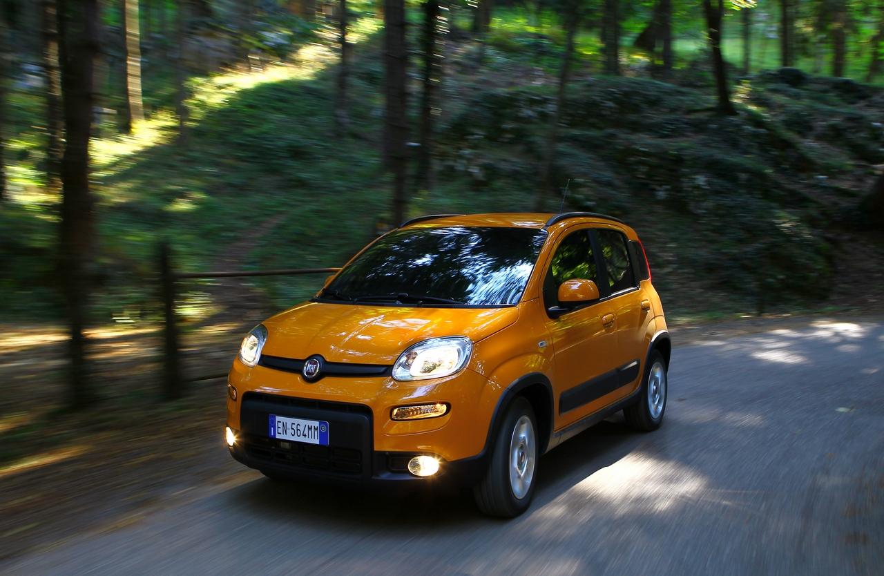 Fiat panda 4x4 trekking scheda tecnica for Panda 4x4 sisley scheda tecnica