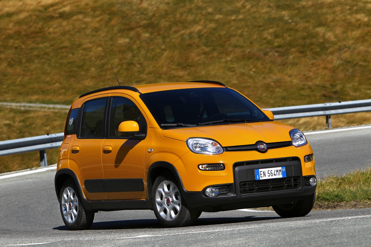 fiat panda 4x4 e fiat panda trekking test drive 2012 29 29. Black Bedroom Furniture Sets. Home Design Ideas