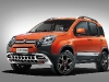 Fiat Panda Cross e Freemont Cross
