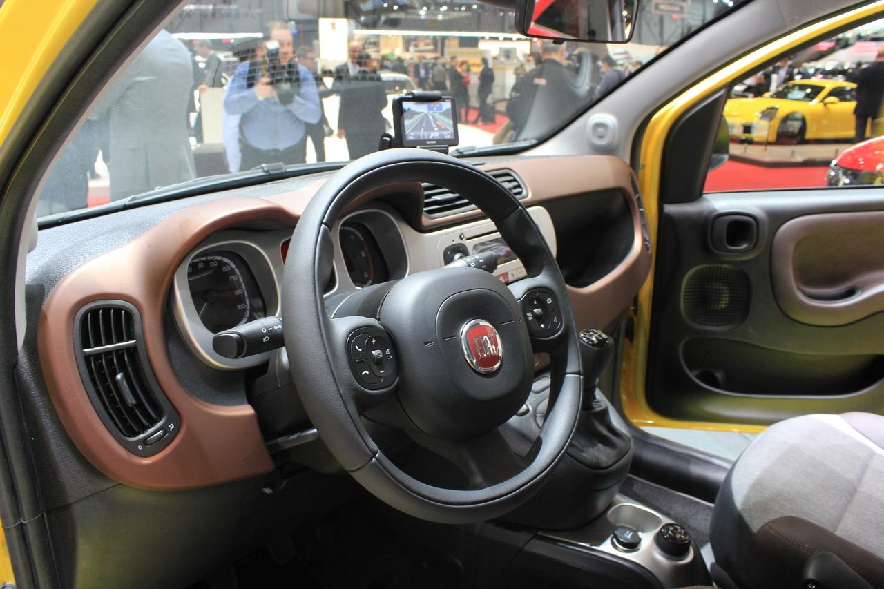 Fiat Panda Cross - Salone di Ginevra 2014 - 4/9