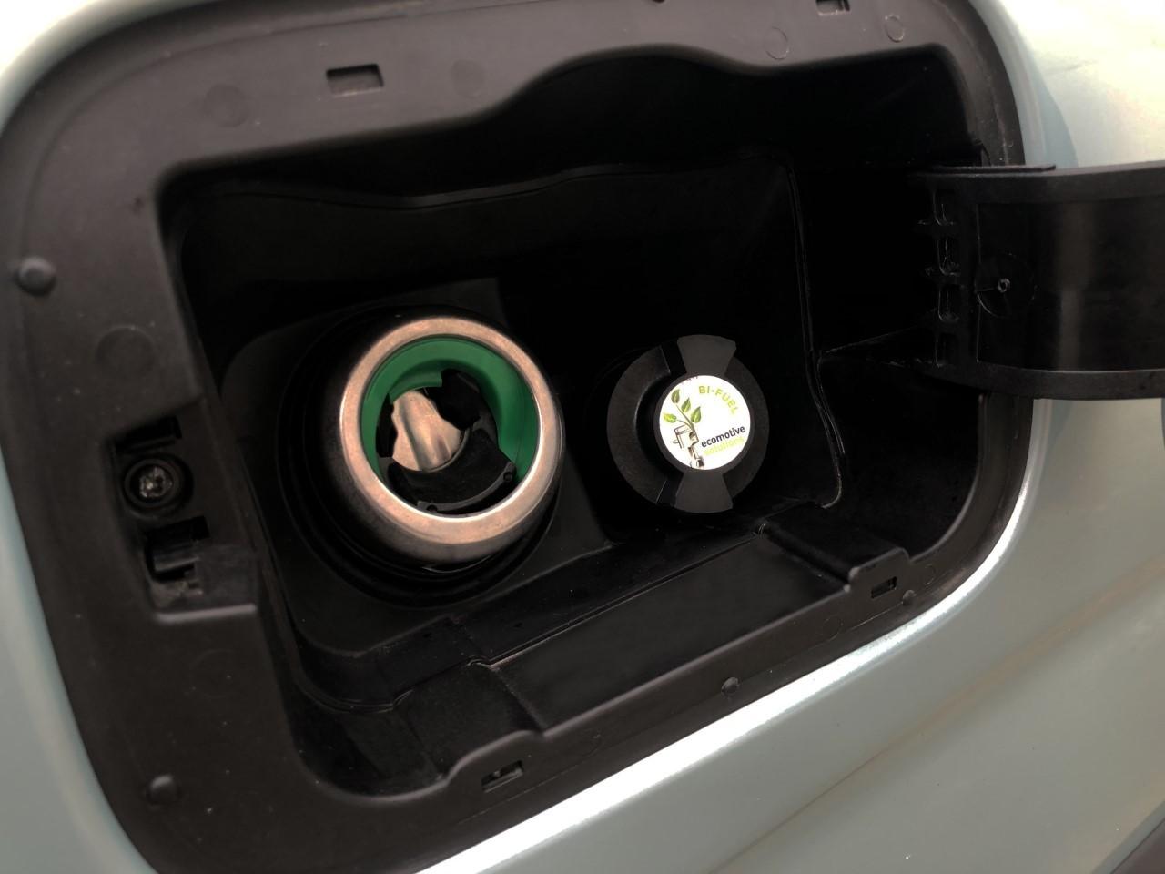 Fiat Panda Hybrid City Cross a metano - Foto ufficiali