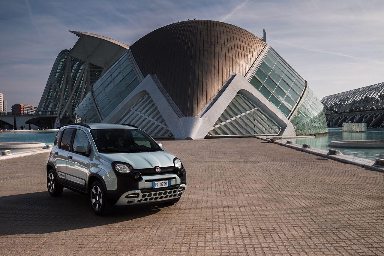 Fiat Panda Hybrid Launch Edition - Foto ufficiali