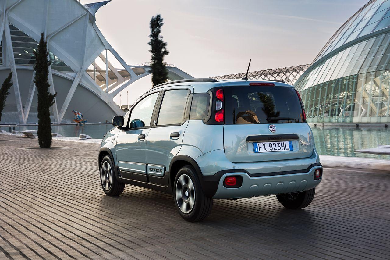 Fiat Panda Hybrid Launch Edition - Foto ufficiali