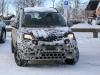Fiat Panda restyling foto spia 20 Febbraio 2017