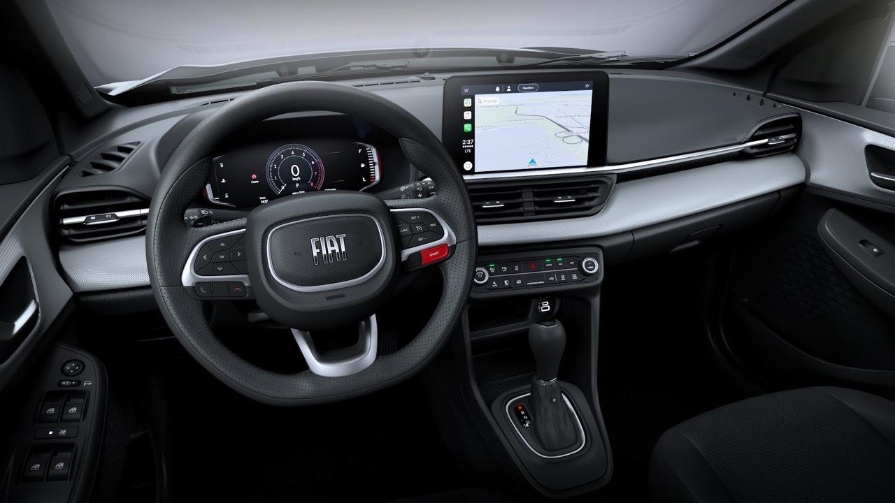 Fiat Pulse 2021 - Foto interni
