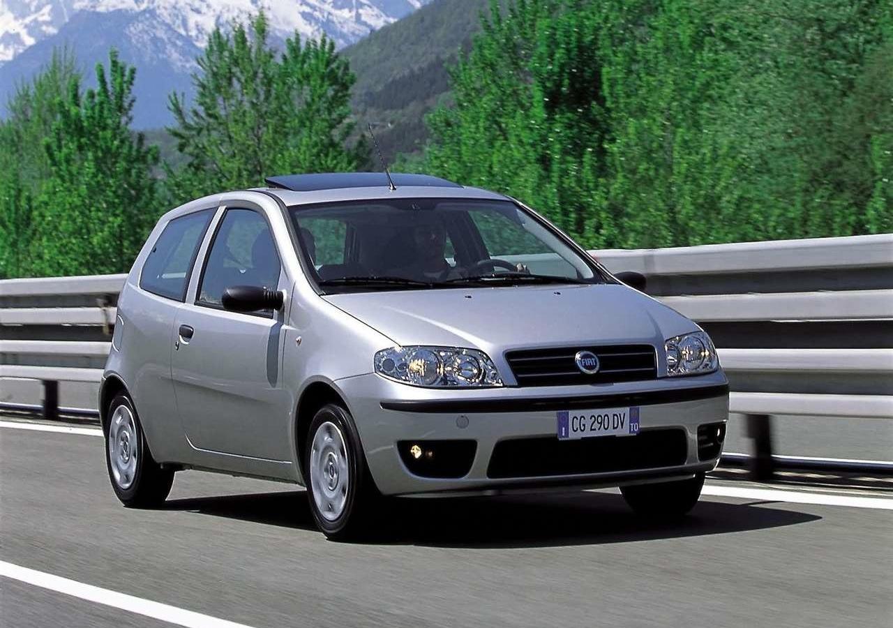 Fiat Punto - 20 anniversario