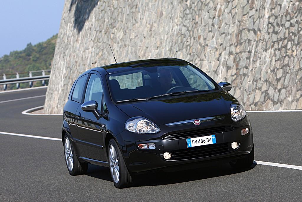 Fiat Punto Evo: nuove foto ufficiali