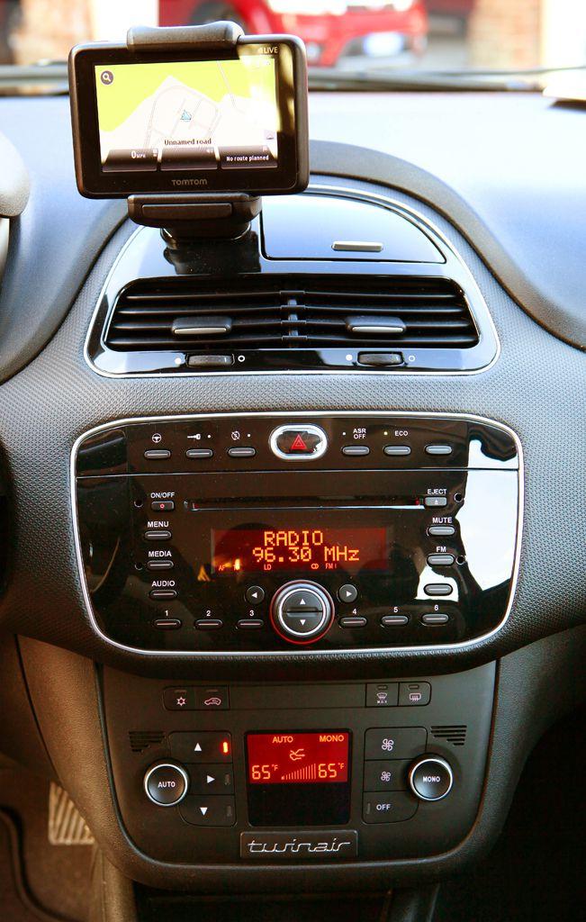 Fiat Punto TwinAir 2012