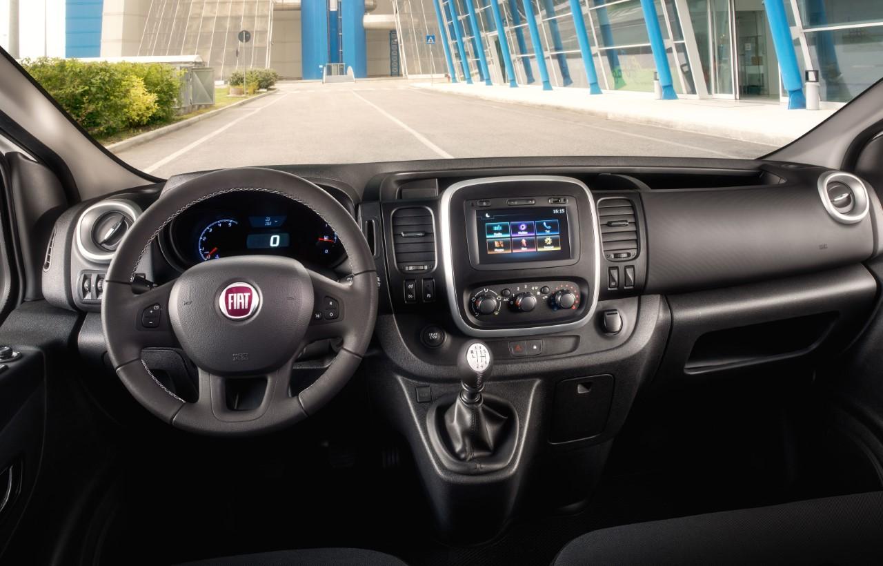 Fiat Talento 2020 - Foto ufficiali