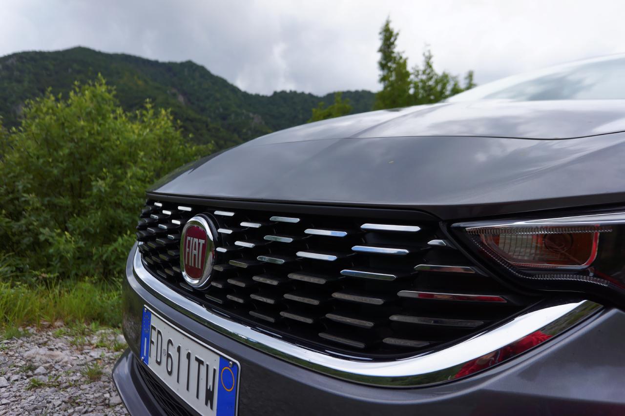 Fiat Tipo 5 Porte Prova Su Strada 2016 Foto 4 Di 76