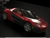 Fiat XXX virtual concept by Idecore e Maltese Design