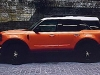 Ford baby Bronco - Foto leaked