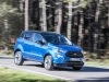 Ford Ecosport AWD 2018 - Test drive