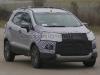 Ford EcoSport MY 2017 - Foto spia 16-12-2015