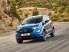 Ford EcoSport nuovo modello prime immagini ufficiali