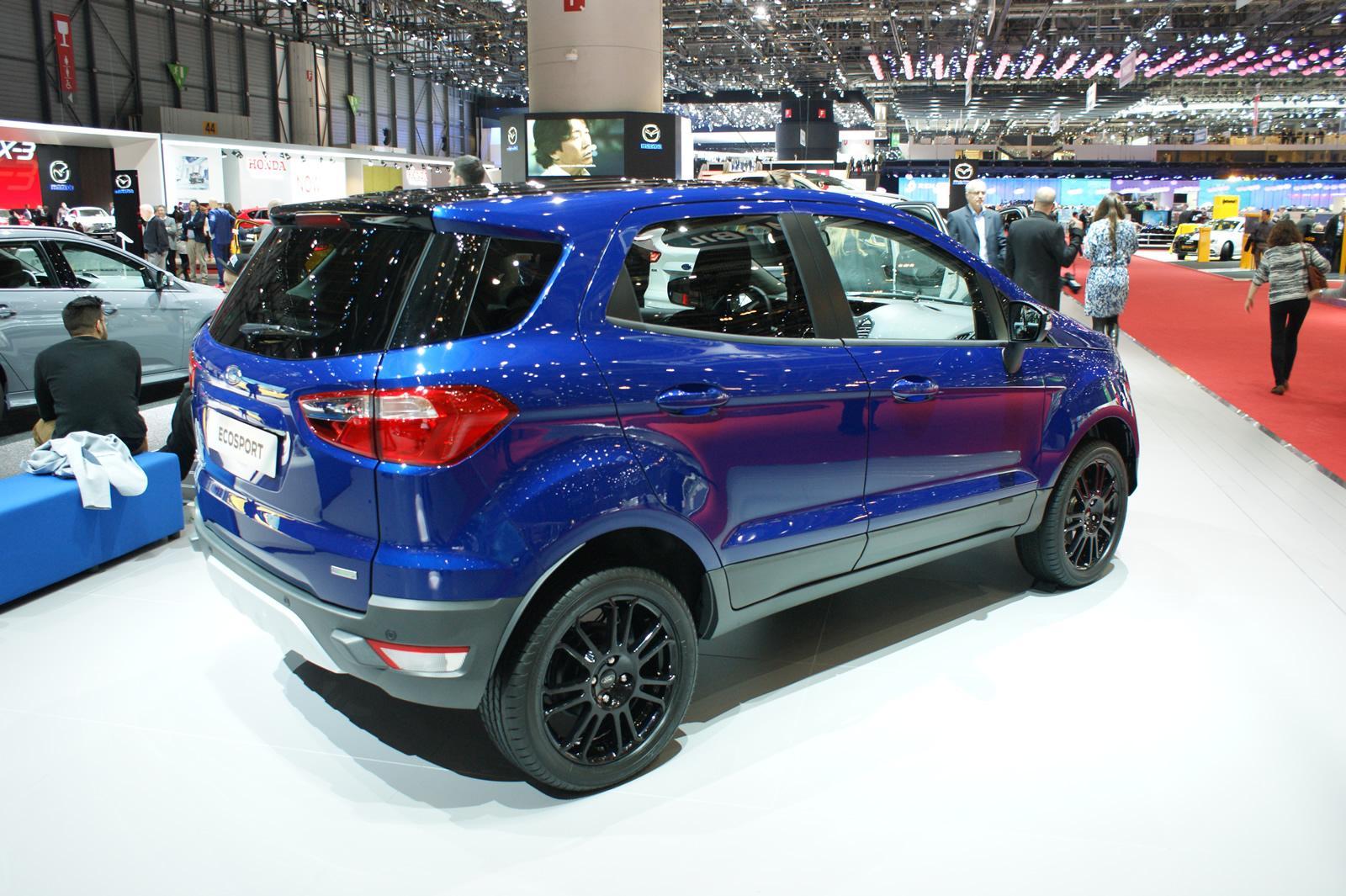 Ford Ecosport Salone Di Ginevra 2015 2 2