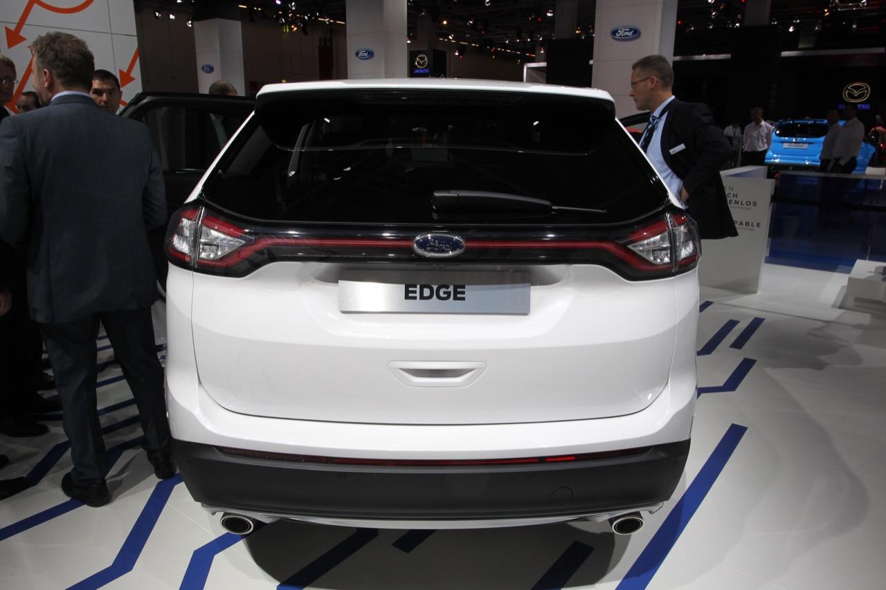 Ford Edge - Salone di Francoforte 2015